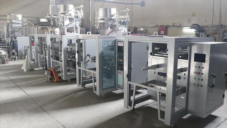 Makine sektörünün ihracatı geriledi