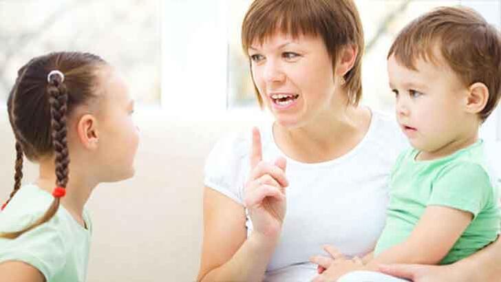 Çocuklarda istenmeyen davranışlar ceza ile çözülebilir mi?