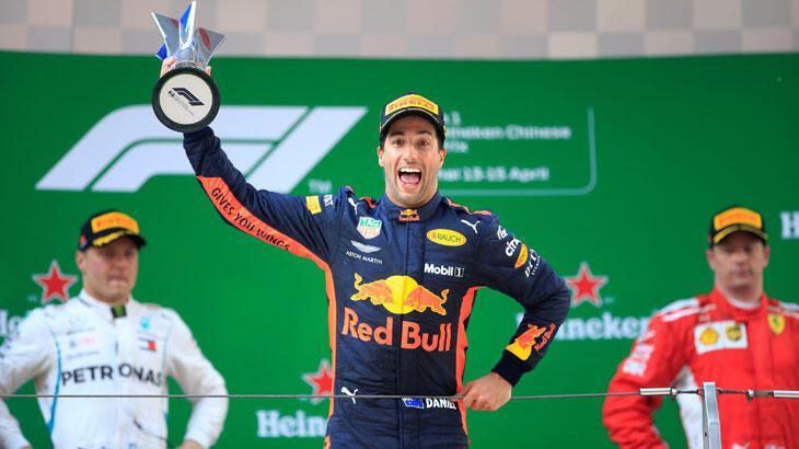 Formula 1'de podyum seremonisi olmayacak