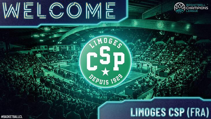 Fransız ekibi Limoges, FIBA Şampiyonlar Ligi'ni seçti