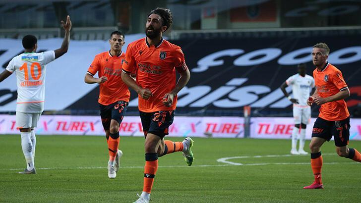 Medipol Başakşehir - Aytemiz Alanyaspor: 2-0