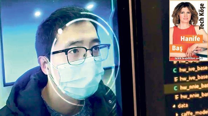 Yüz tanımaya pandemi ayarı