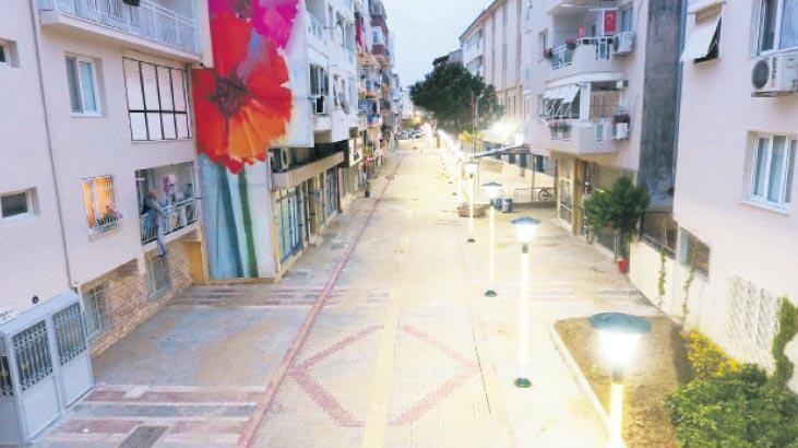 Narlıdere'nin yeni sevgi yolu açılıyor