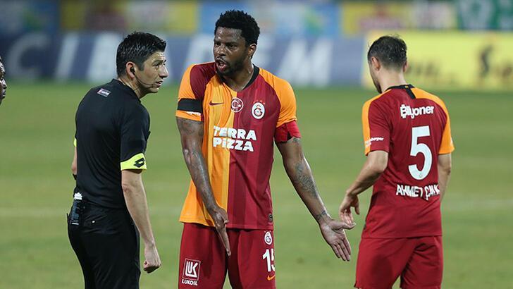 Son dakika Galatasaray haberleri | Galatasaray'a Donk ve Adem Büyük'ten kötü haber