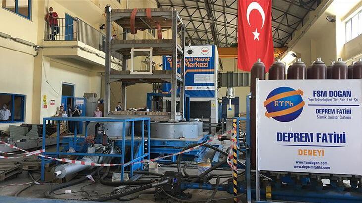 Son dakika: Türk mühendisler geliştirdi! Depremde yüzde 99 kontrol sağlıyor