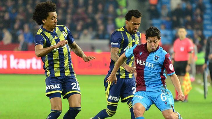 Kadıköy'de sıcak gece: Fenerbahçe - Trabzonspor! Muhtemel 11'ler...