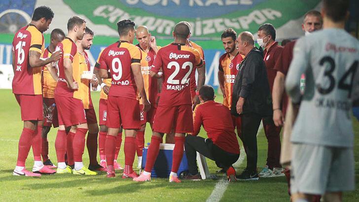 Galatasaray'ı bitiren virüs!
