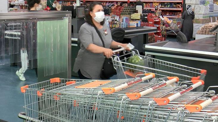 Son dakika: Bilim Kurulu Üyesi Yamanel'den, marketlerde 'alışveriş arabası' uyarısı