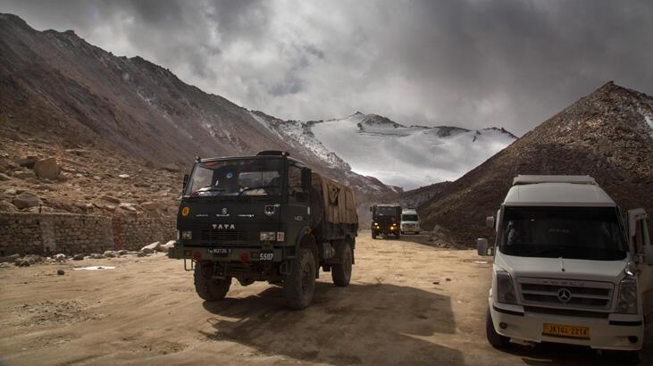 Son dakika... Hindistan-Çin sınırında çatışma!