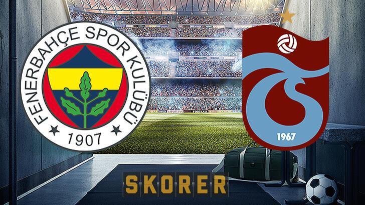 Fenerbahçe-Trabzonspor Ziraat Türkiye Kupası rövanş maçı saat kaçta hangi kanalda, şifresiz mi? (Muhtemel 11'ler!)