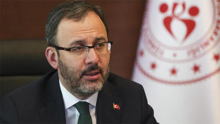 Gençlik ve Spor Bakanlığı'ndan Amasya'ya 54 Milyon TL'lik yatırım