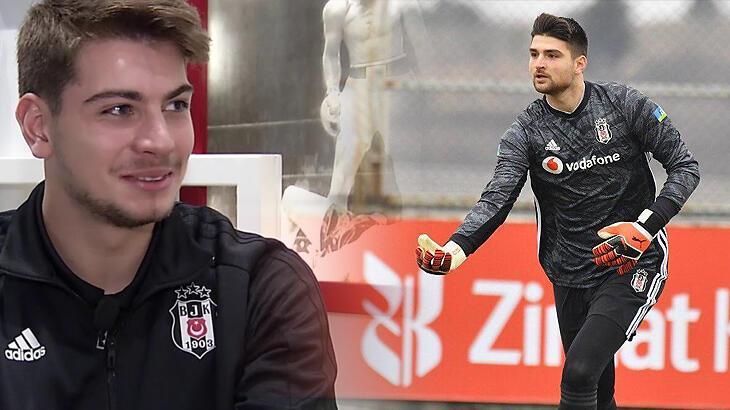 İşte Beşiktaş'ın geleceği: Ersin ve Utku...