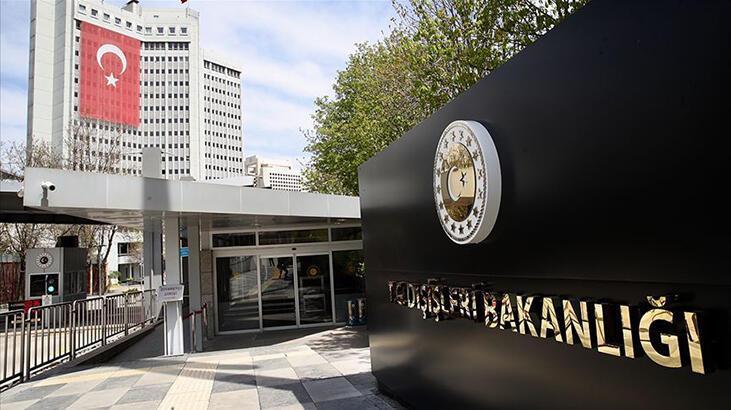 Türkiye'den Pençe-Kartal Operasyonu'na ilişkin ifadelere sert tepki: Reddediyoruz
