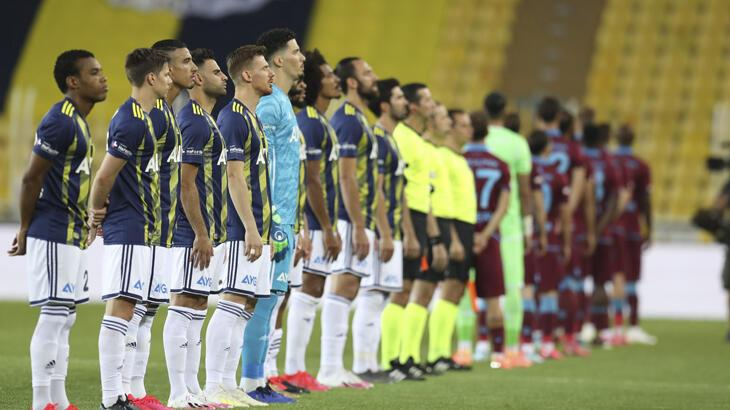 Fenerbahçe - Trabzonspor: 1-3