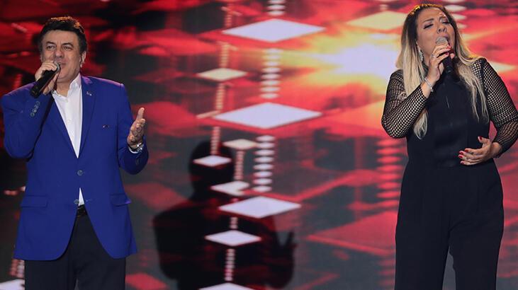 Coşkun Sabah ve Işın Karaca'dan muhteşem konser