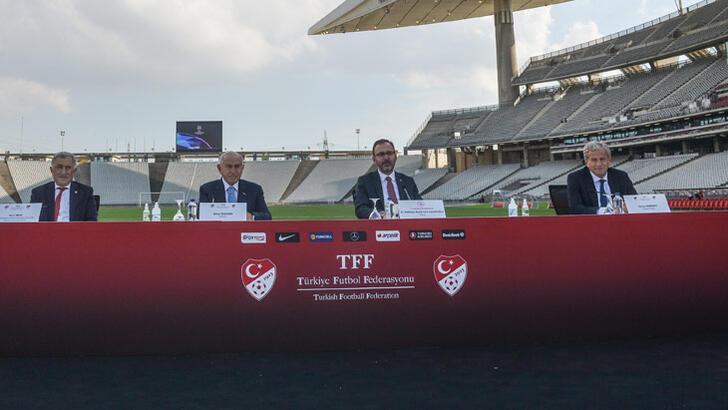 Son dakika | UEFA'nın kararına Türkiye'den ilk tepki