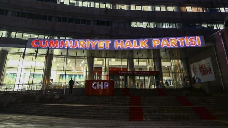 CHP'de 'divan' yarışı başlıyor