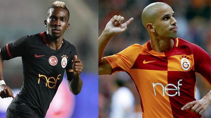 Galatasaray'a şampiyonluğu getiren ikili