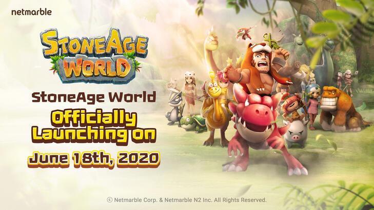 StoneAge World 172 Ülkede Aynı Anda Yayınlandı
