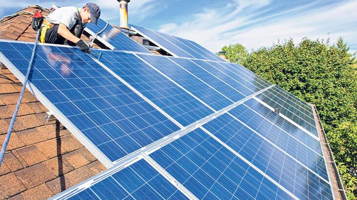 'Çatı deyince akla güneş paneli gelsin'
