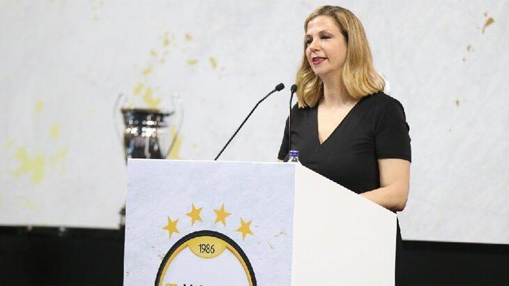 Pelin Yüce Falay: Türkiye'nin en iyi yönetilen kulübü VakıfBank'tır