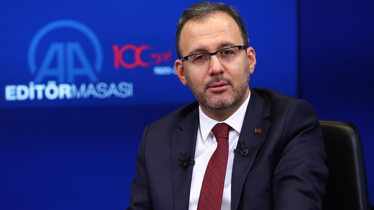Son dakika | Bakan Kasapoğlu: Kulüplerimize bugün 103 milyon lira ödeme yapılacak