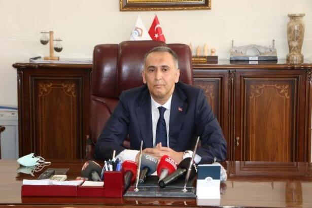 Adıyaman Valisi Mahmut Çuhadar göreve başladı