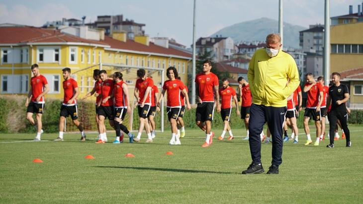 Kayserispor'da test sonuçları negatif çıktı