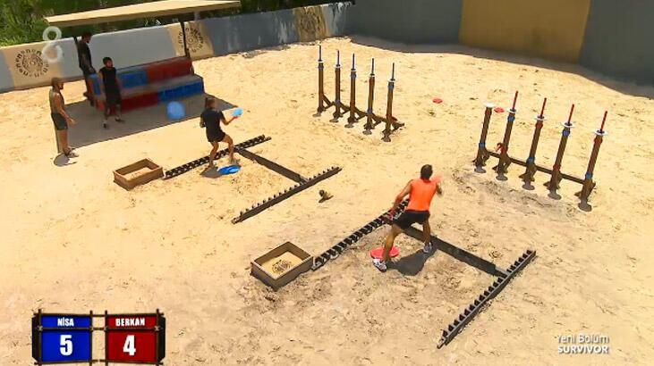 Survivor'da ödül oyununu hangi takım kazandı? Kırmızı takım mı, Mavi takım mı?