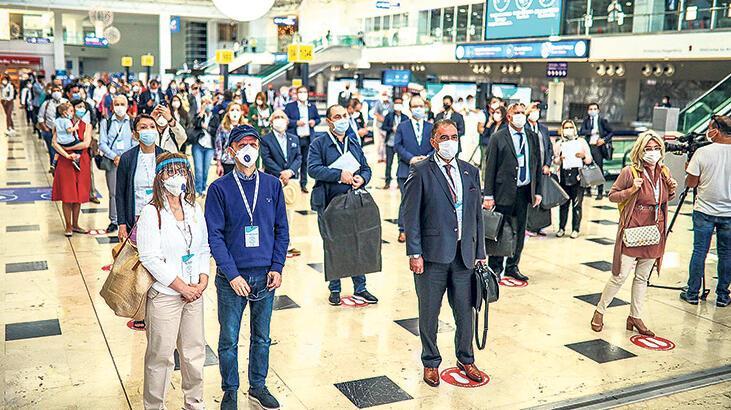 Yabancı turiste korona sigortası