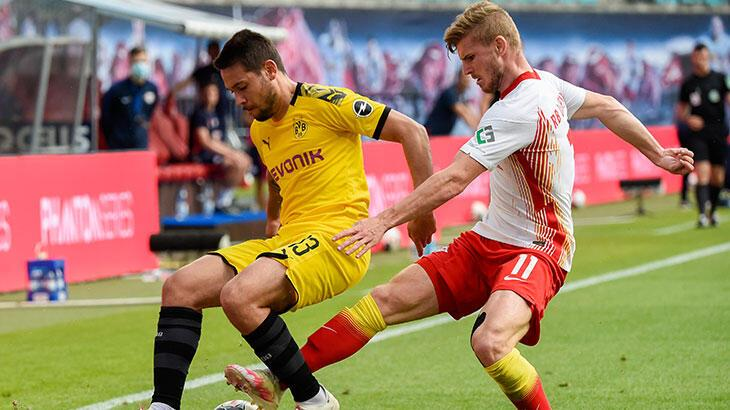 RB Leipzig - Borussia Dortmund: 0-2