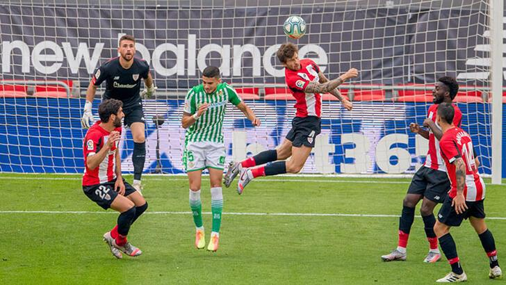 Athletic Bilbao-Real Betis: 1-0