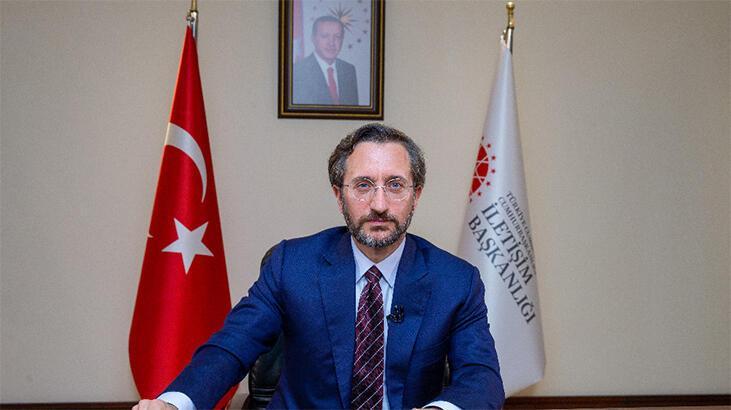 İletişim Başkanı Altun:İslamofobi Raporu'nun çok önemli olduğuna inanıyorum