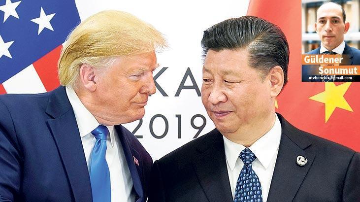 ABD-Çin geriliminde Avrupa 'arada kaldı'