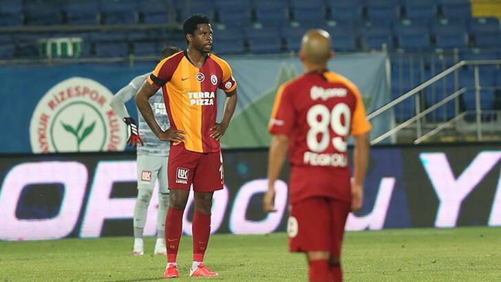 Galatasaray'ın kredisi bitti