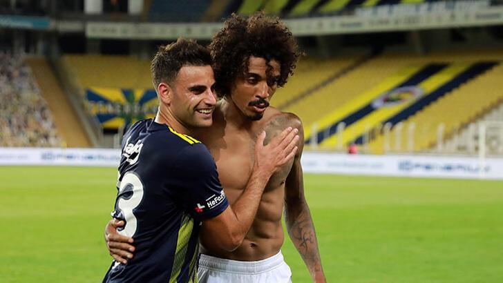 Fenerbahçe'de Serdar Aziz yetişmedi, Gustavo stoperde!