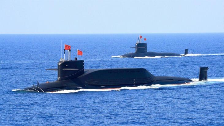 Çin denizaltısı Japonya kıyılarında