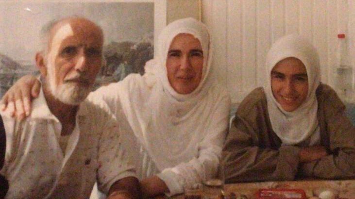 Emine Erdoğan'dan Babalar Günü mesajı