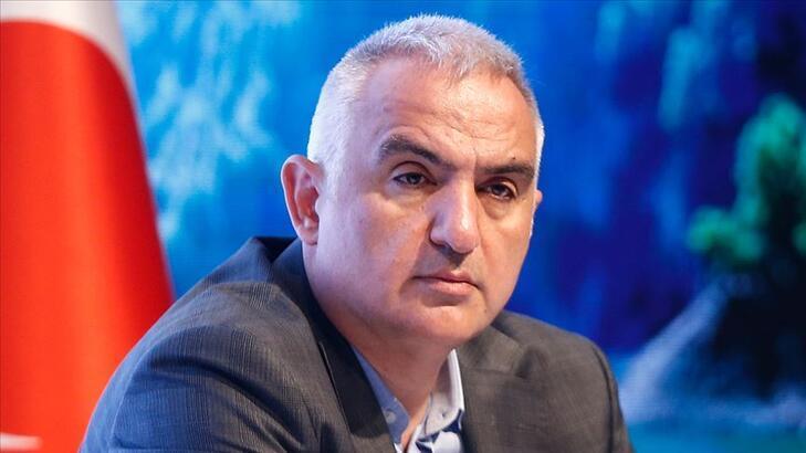 Son dakika... Bakan Ersoy'dan 'yurt dışı turizm' açıklaması