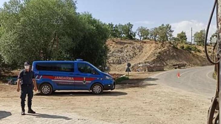 Uşak'ta bir köy daha karantinaya alındı