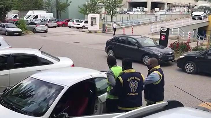 Ankara'da 'değnekçi' operasyonu: 9 gözaltı