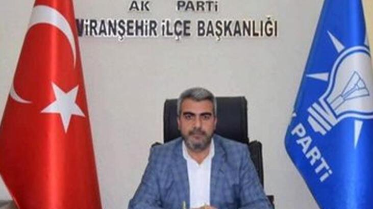 AK Partili İlçe Başkanı Ali Tekin'in corona virüs testi pozitif çıktı