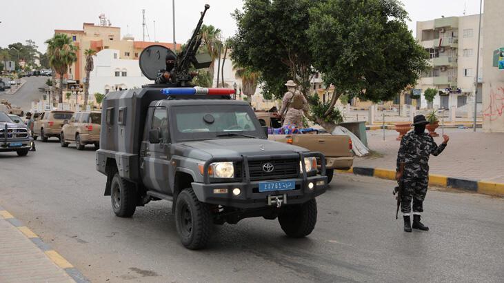 Libya meclisi, Sisi'nin savaş tehdidini kınadı