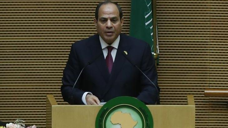 'Mısır Cumhurbaşkanı'nın açıklamaları BM Antlaşması'na aykırı'