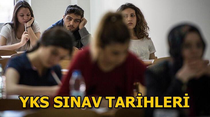 YKS sınavı ne zaman, hangi saatlerde gerçekleştirilecek? TYT, AYT, YDT 2020 sınav tarihleri