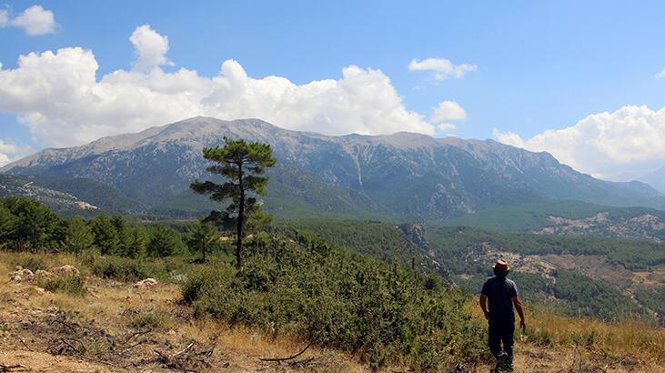 Likya'nın 2200 yıllık sınır davasındaki ünlü dağ bulundu