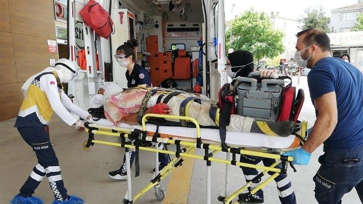 Son dakika... Bursa'dan acı haber! Kalıp çakarken ağır yaralanan işçi hayatını kaybetti