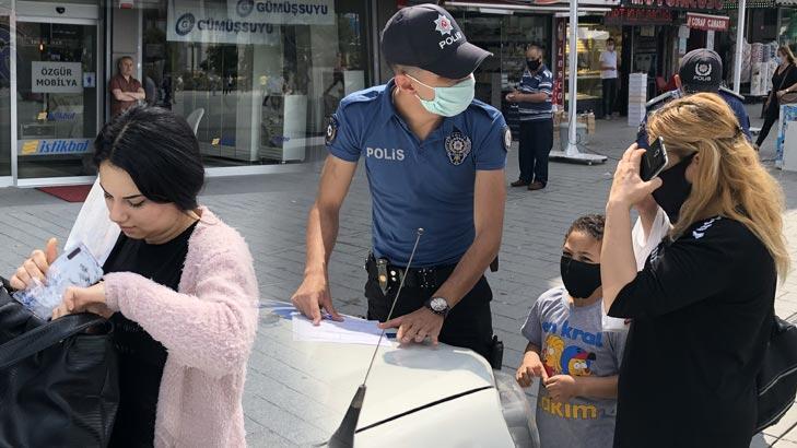 Son dakika... Esenyurt'ta maske denetimi! Polis ekipleri hayrete düştü