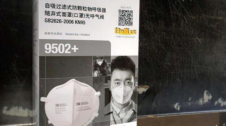 Çin'de sahte maske satan eczane zinciri sahibine 15 yıl hapis