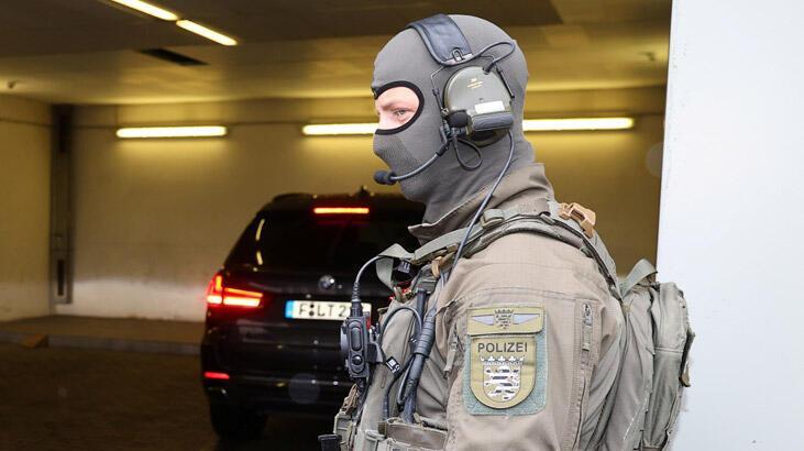 Esad'ın istihbarat doktoru Almanya'da hapse atıldı